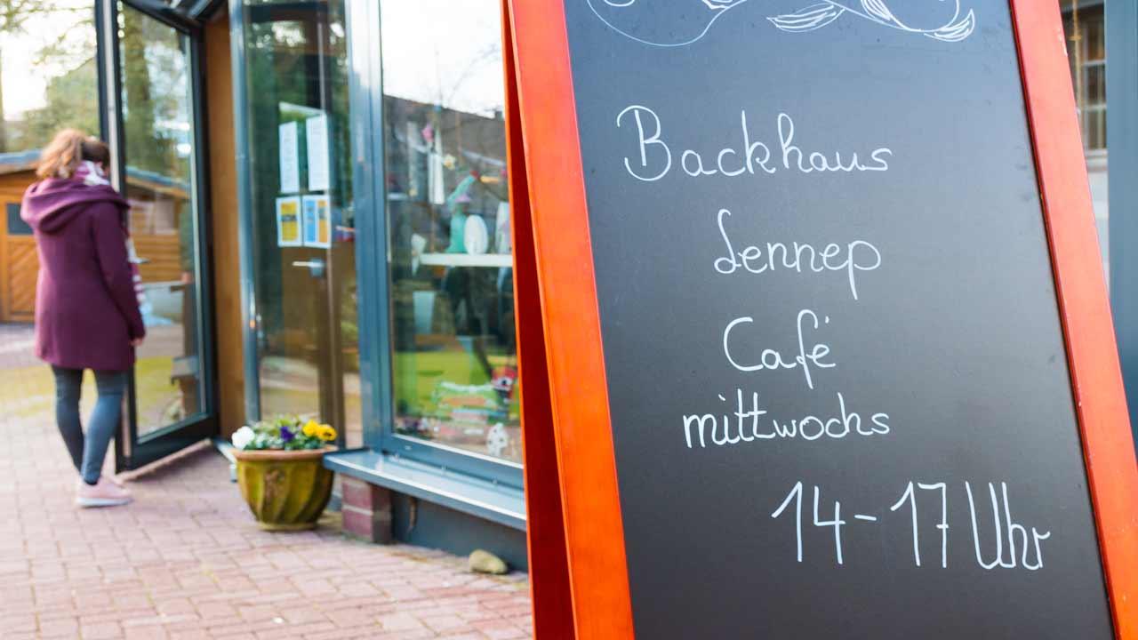 Das Backhaus in Remscheid-Lennep